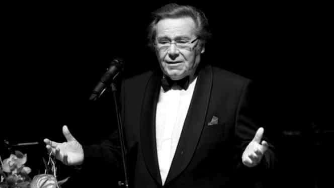 Peter Schreier a murit la vârsta de 84 de ani. Tenorul a pierdut lupta cu boala de care suferea