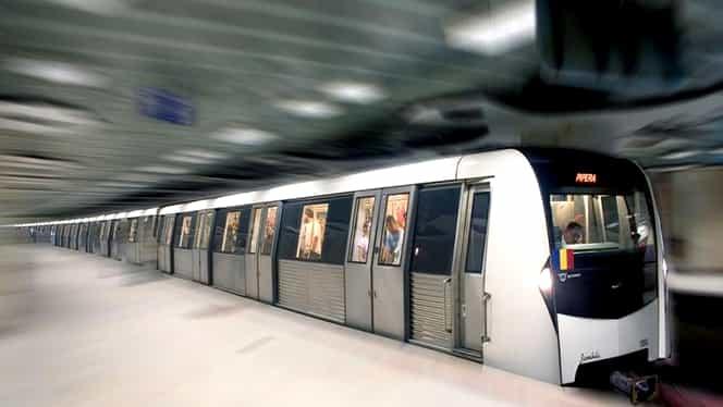 Se deschide staţia de metrou Dimitrie Leonida! Lucările de modernizare, terminate mai devreme