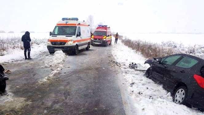 Vremea rea a făcut ravagii în România! Bilanţul tragic: 2 morţi şi 10 răniţi