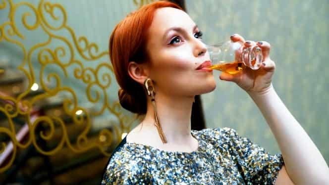 Olimpia Melinte din serialul Vlad s-a apucat de un sport neobișnuit. Ce face actrița Pro TV!