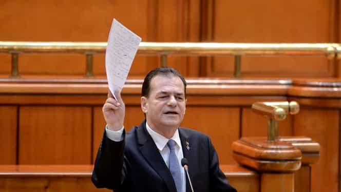 Ludovic Orban anunță o posibilă alianță! Guvernul ar putea fi format din PNL, USR PLUS și PMP