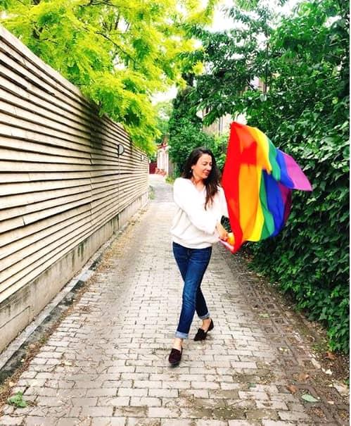 Cum arată acum fosta iubită a lui Andi Moisescu. Mirela Bucovicean este una dintre cele mai de succes femei din România FOTO