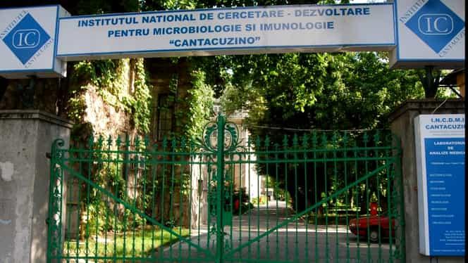 """Institutul Cantacuzino e pregătit de lupta împotriva coronavirusului. Comandantul Florin Oancea: """"Putem procesa 250 de probe pe zi"""""""