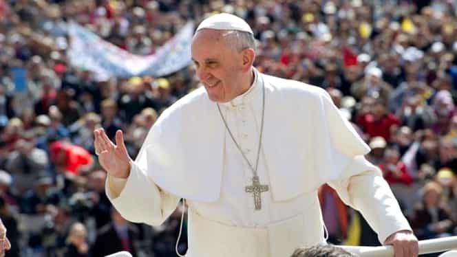 Papa Francisc vine în România! Anunţul făcut de Vatican