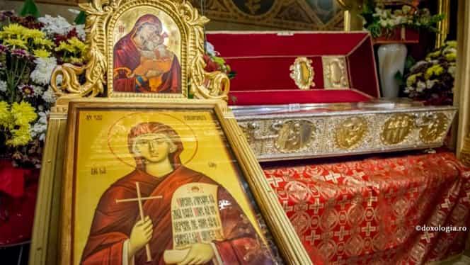 Rugăciunea închinată Sfintei Parascheva care îți aduce pace și liniște sufletească