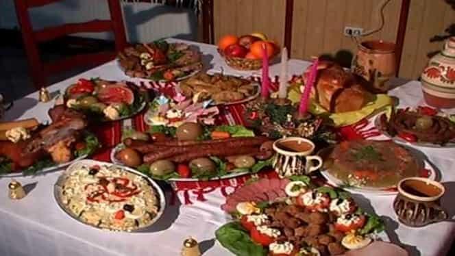 Care sunt bucatele tradiţionale de Crăciun! Ele nu trebuie să lipsească de pe masa gospodinelor