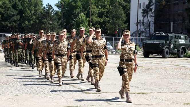 Salarii MApN și MAI: statul plătește ratele la casele polițiștilor și soldaților