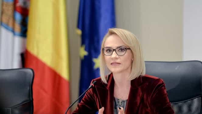 Gabriela Firea, amenințări la adresa premierului Ludovic Orban! Plângere penală dacă Primăria nu primește mai mulți bani