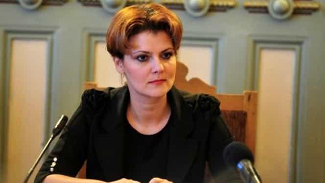 """Lia Olguţa Vasilescu, atac dur la preşedintele Klaus Iohannis: """"Se comportă ca un copil"""""""