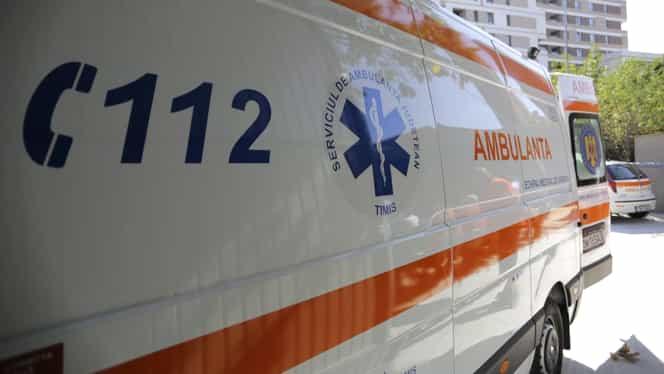 Accident rutier grav în județul Suceava. Șapte persoane au fost rănite