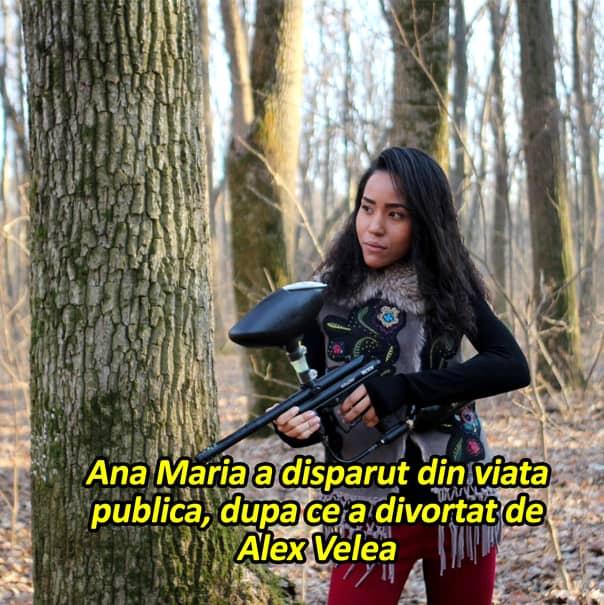 Cum a ajuns să arate acum Ana Maria, fosta sotie a lui Alex Velea! Au trecut 5 ani de la divorț!
