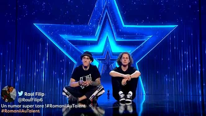 Sucevenii au talent! Iustin și Alexandru, moment unic de beatbox combinat cu freestyle la PRO TV – Video
