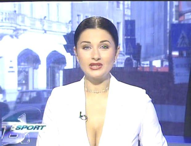 Gabriela Cristea a renunțat la familie pentru un job în TV