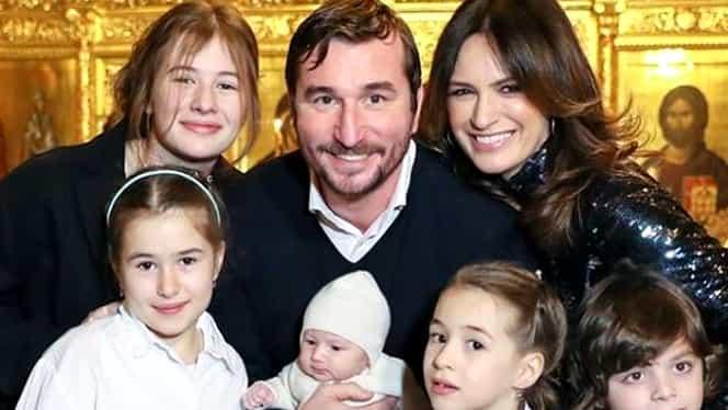 Maria Marinescu și familia ei superbă! 5 copii și un soț iubitor