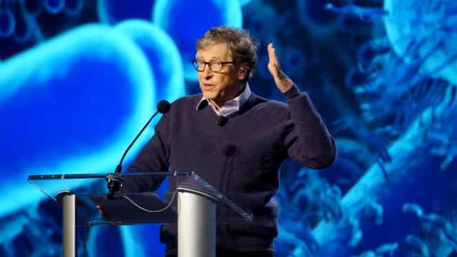 """Bill Gates, predicții despre vârful pandemiei de coronavirus în SUA: """"Va dura între 6 și 10 săptămâni"""""""
