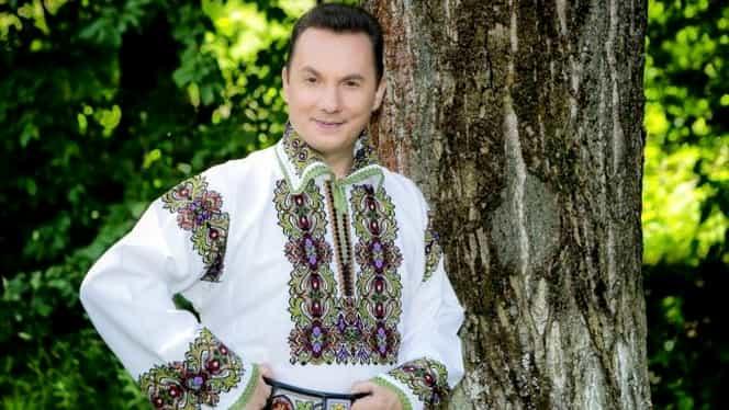Hoţii i-au furat costumul popular lui Marius Zgâianu! Poliția a fost chemată!