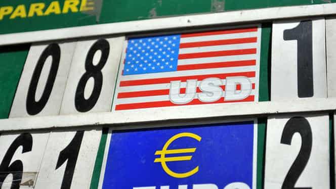 Curs valutar BNR azi, 21 decembrie 2018: euro a scăzut