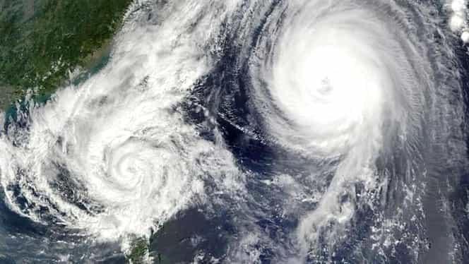 ANM avertizează: Un ciclon de la Marea Neagra este stationar si va declansa fenomene violente