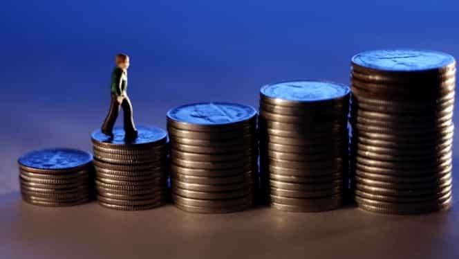 Salariul minim brut crește de la 1 ianuarie. Iată cu cât