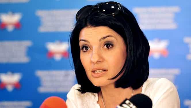 Salariile de la TVR: Lavinia Șandru, record negativ de audiență, cu Ionuț Cristache invitat