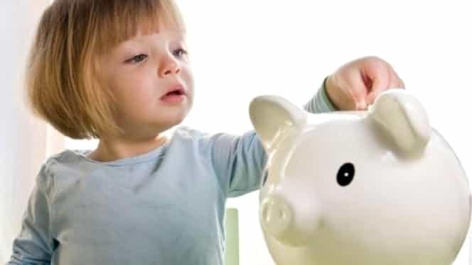 Guvernul va deschide un cont pentru copii: primă anuală de la stat de 600 de lei