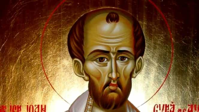 Calendar ortodox, 12 noiembrie: pomenirea sfântului părinte Ioan Milostivul