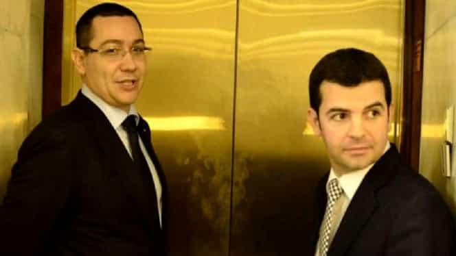 Daniel Constantin pleacă din Pro România și ar putea intra cu un alt coleg în PNL