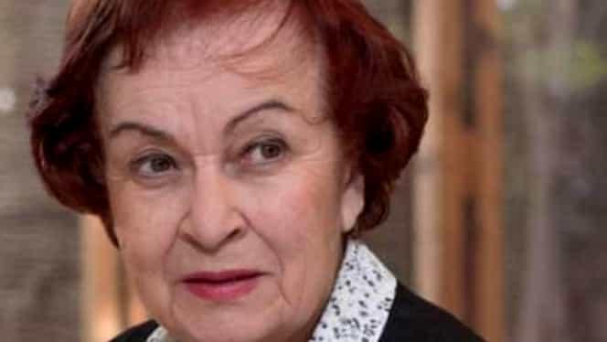 Sanda Țăranu, celebra crainică de la TVR, operată de urgență! Diagnostic crunt de la medici, la 80 de ani