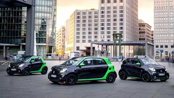 Mașinile electrice prind tot mai mult teren în România. Statistica arată că vine sfârșitul erei diesel