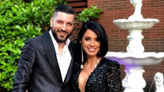 Adelina Pestrițu s-a căsătorit cu Virgil Steblea! Rochii de mireasă de peste 40.000 de euro la nuntă