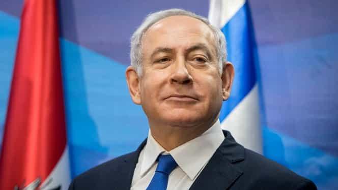 Gafă de proporții sau amenințare voalată?! Premierul Benjamin Netanyahu spune că Israelul are arme atomice