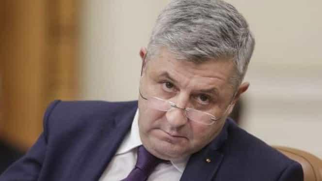 """Florin Iordache, criticat după modificările aduse Codului Penal: """"Articole în favoarea infractorilor"""""""