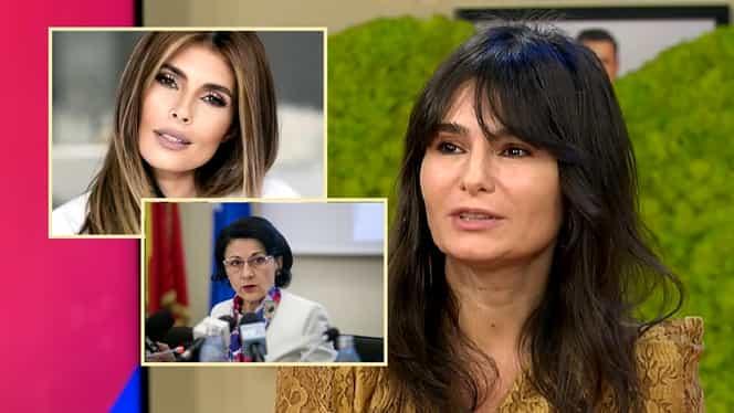 Dana Budeanu, implicată în mai multe scandaluri! S-a certat cu fosta iubită a lui Smiley și a atacat-o pe Ecaterina Andronescu