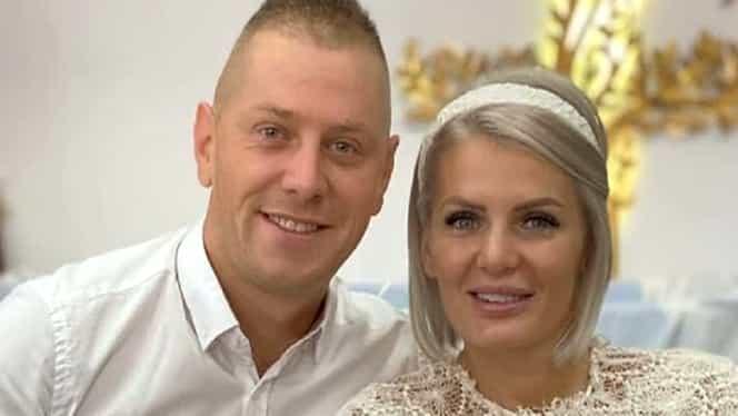 """Cântăreața de muzică populară Anamaria German s-a măritat cu Daniel Sidor. Fanii i-au urat """"Casă de piatră"""""""