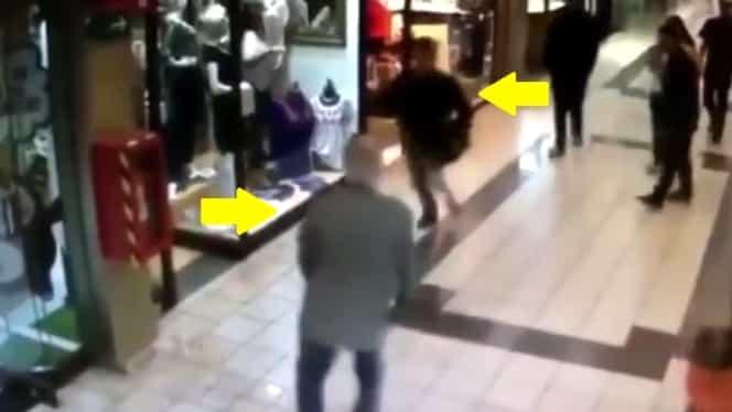 Un karatist de 84 de ani opreşte un hoţ cu o singură lovitură de picior! VIDEO