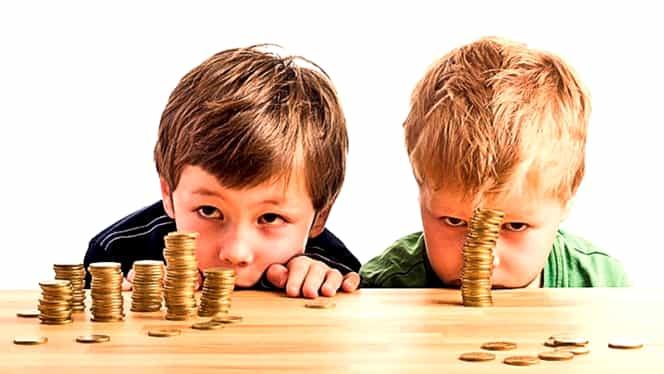 Mai mulţi bani pentru copii! Alocaţiile se pot mări de la 1 ianuarie 2019