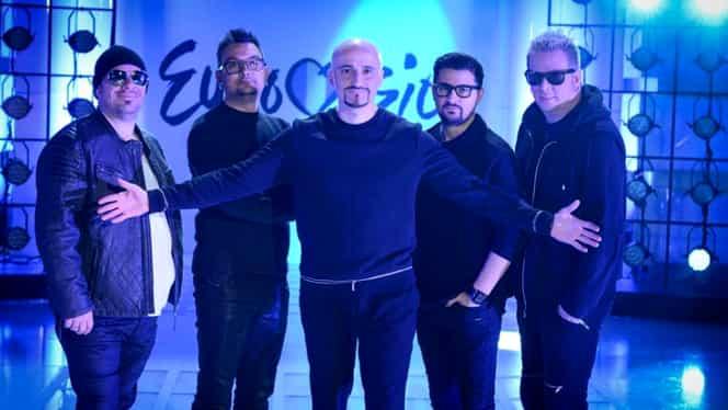 Voltaj intră în concurs în Finala Eurovision pe locul 20