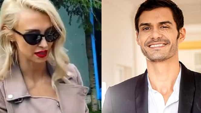 Andreea Bălan s-a trezit cu ANAF la poartă din cauza lui George Burcea. De ce e urmărit actorul