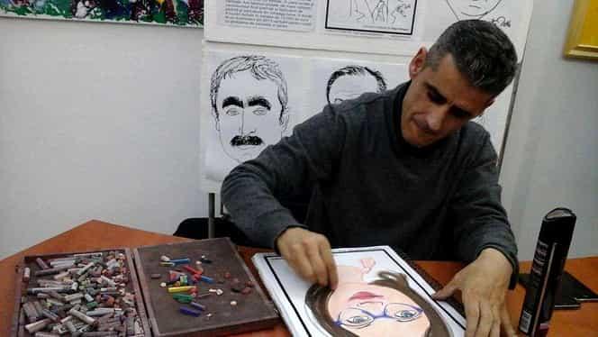 Gest superb al caricaturistului Gogu Neagoe. Va dona din lucrările sale pentru a ajuta o polițistă din București care suferă de cancer de gradul IV
