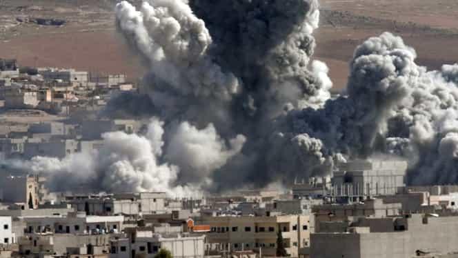 Măcel în Siria! 500 de civili ucişi doar în ultima săptămână!