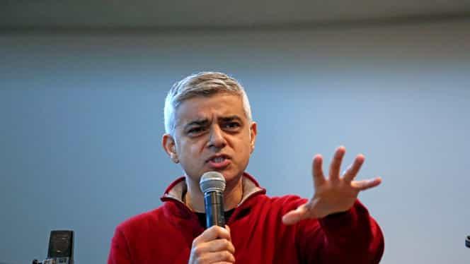 Declarație de dragoste a primarului Londrei pentru români și ceilalți europeni care trăiesc în capitala Regatului Unit
