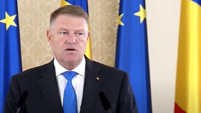 """Klaus Iohannis, după desemnarea lui Ludovic Orban pentru funcția de premier: """"Va avea sarcina de a face bugetul pe 2020"""""""