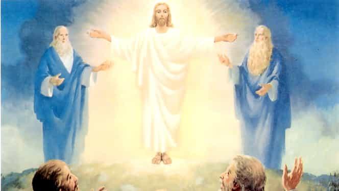 Schimbarea la Față a Domnului. Ziua în care se împlinesc rugăciunile