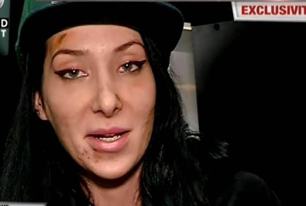Şoparlă ex-Animal X şi-a bătut iubita cu bestialitate!