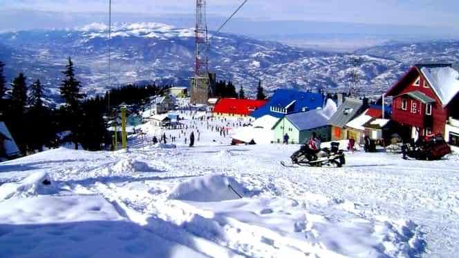 S-a deschis oficial sezonul de schi. Care e starea pârtiilor din România