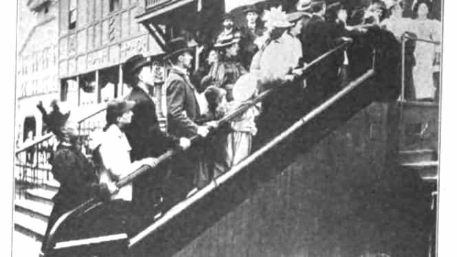 15 martie, semnificaţii istorice. A fost patentată prima scară rulantă din lume!