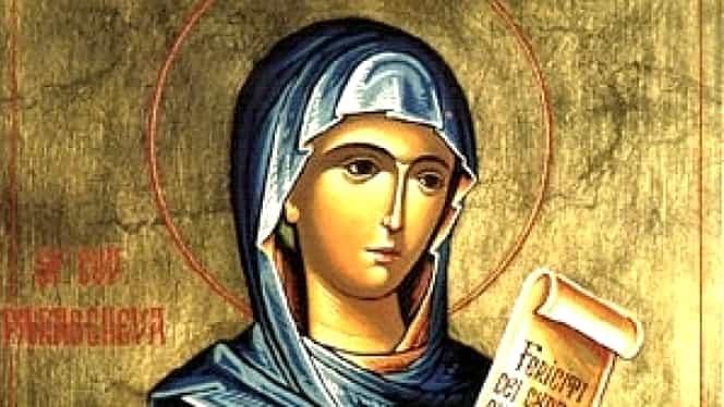 Ce nu e bine să faci duminica de ziua Sfintei Parascheva. Duce la pagubă