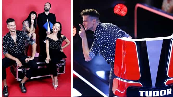 """Ce salarii au jurații de la """"Vocea României"""". Câți bani iau Andra, Smiley, Tudor Chirilă și Irina Rimes"""