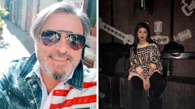 """Fina lui Cornel Galeş, devastată de durere după moartea acestuia: """"Viaţa e atât de scurtă"""""""
