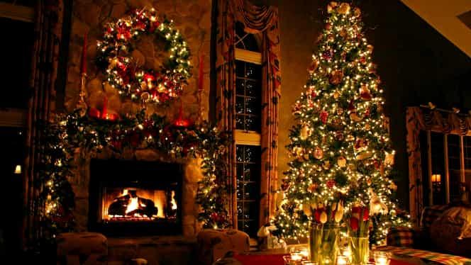 Decor de Crăciun, recomandat Adela Pârvu, de la Visuri la cheie. FOTO